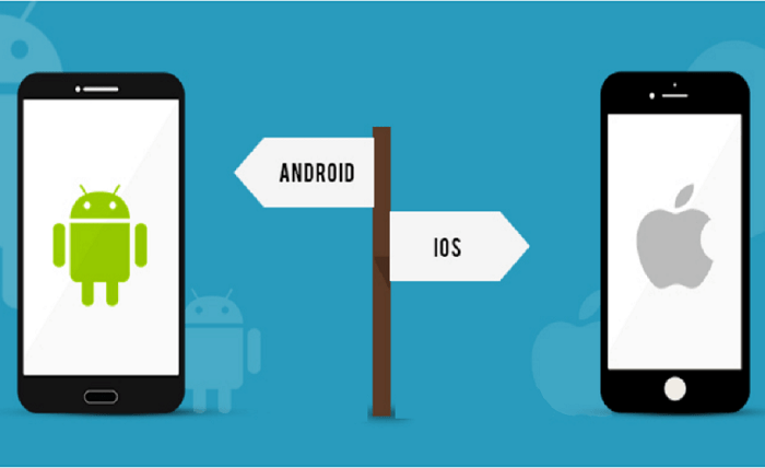 Know Some Basic Differences Between iOS and Android
