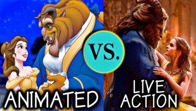 Animated Vs. Live Action