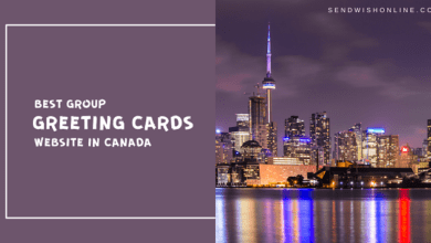 Best Group Greeting Card Website in Canada