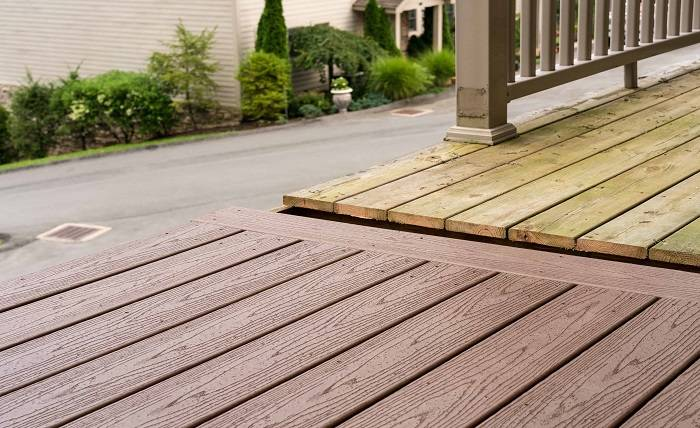 How To Select Decking Material That Is Right for You