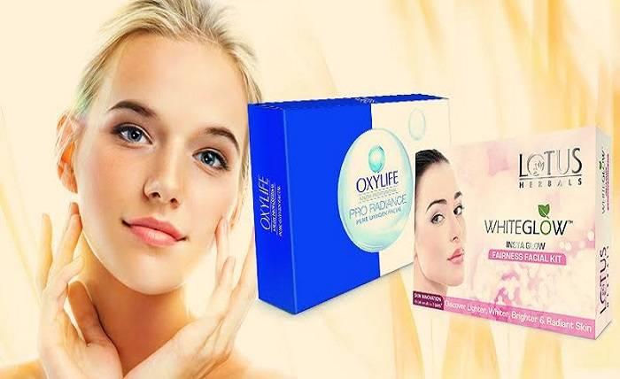 Lotus Insta Fair Facial Vs Oxylife Facial