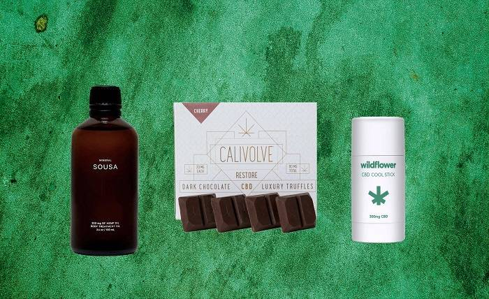 What Are the Best CBD Products to Keep Your Body Humming