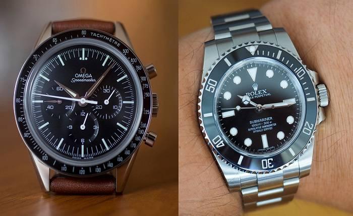chrono vs diver hero